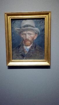 Aurorretrato Van Gogh