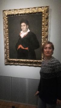 Autorretrato Goya