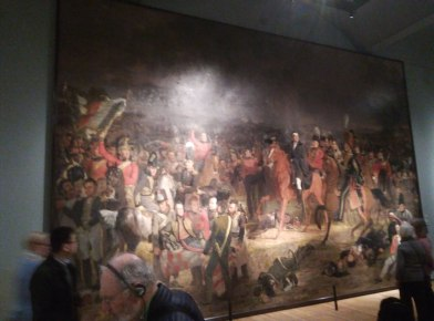 La Batalla de Waterloo
