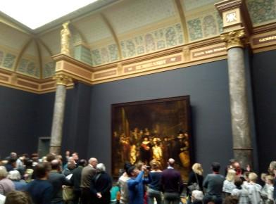Ronda de Noche, Rembrandt