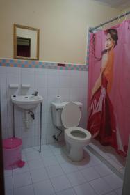 Baño Casa Carlos en Girón