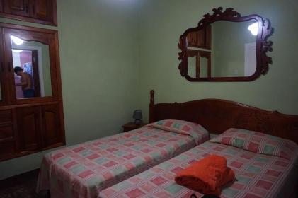 Habitación Casa Cantero Trinidad
