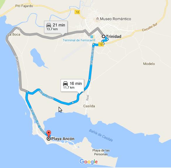 pantallazo-de-trinidad-cuba-a-playa-ancon-sancti-spiritus-cuba-google-maps-mozilla-firefox