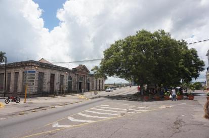 Cuartel de Bomberos en Vigía