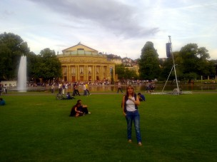 Opera Estatal Stuttgart