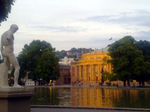 Ópera Estatal Stuttgart