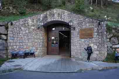 estación funicular Bulnes