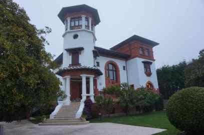 casa de indianos, Ribadesella