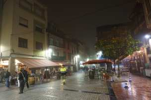 casco histórico Ribadesella