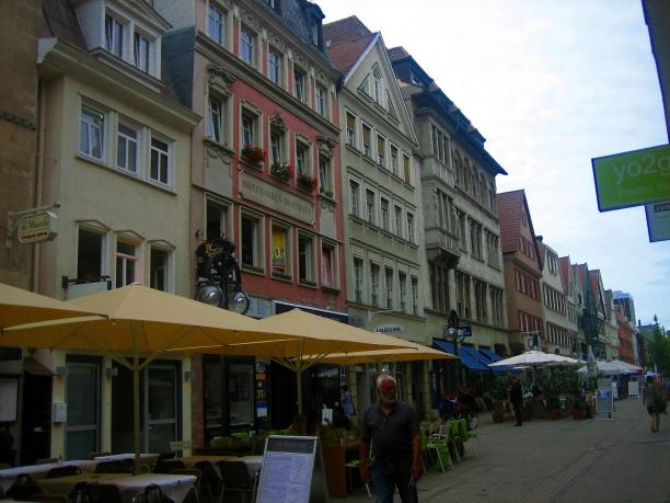Calwerstrasse