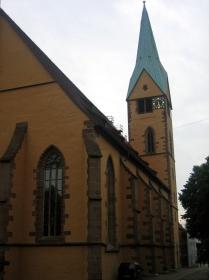 Leonhardskirche Bohnenvier