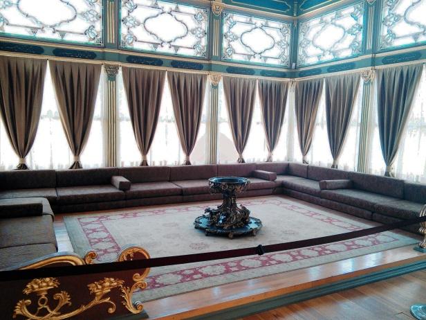 pabellón de Mustafa Pasha o Sofa Köşkü