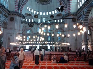 Süleymaniye Mezquita