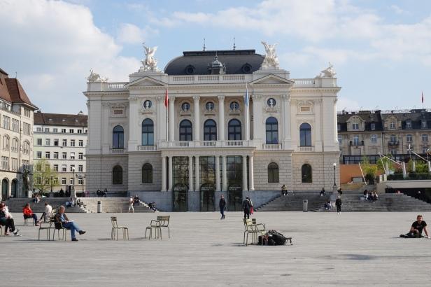 Ópera Zurich