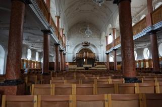 interior st Peter Kirche