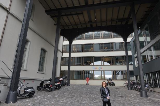 Sede google Zurich