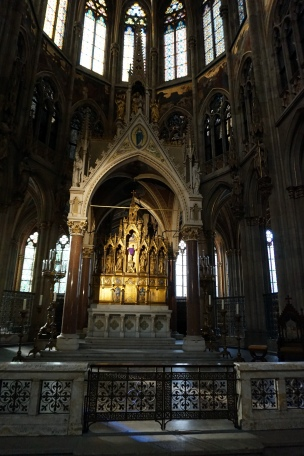 Altar iglesia Votiva Viena