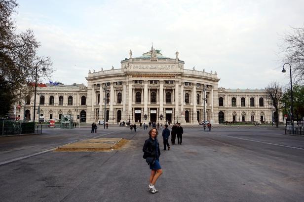 Burgtheater Viena