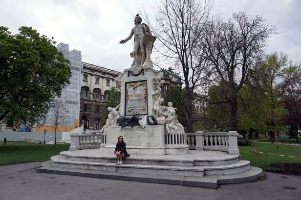 Con Mozart Viena