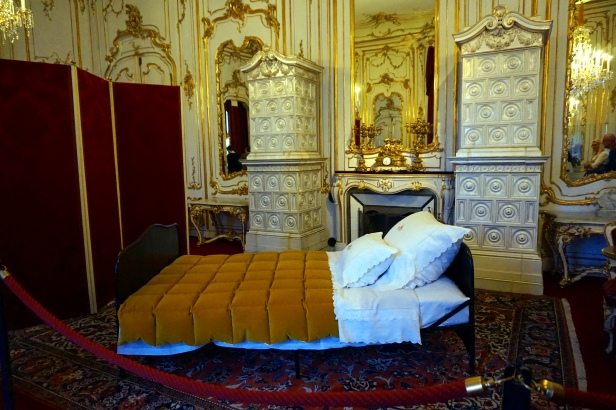 Dormitorio Francisco José Hofburg