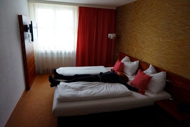 Habitación Hotel Enzina