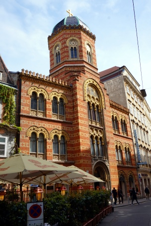 Iglesia griega Viena