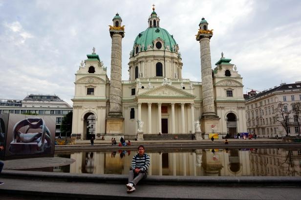 Iglesia S.Carlos Viena