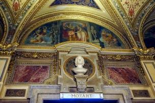Busto de Mozart