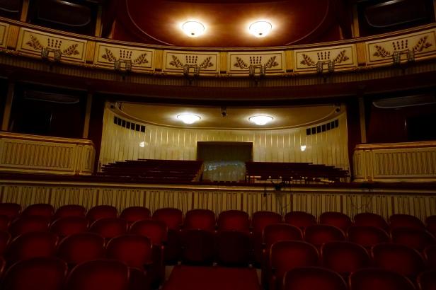 Palco entradas baratas ópera Viena