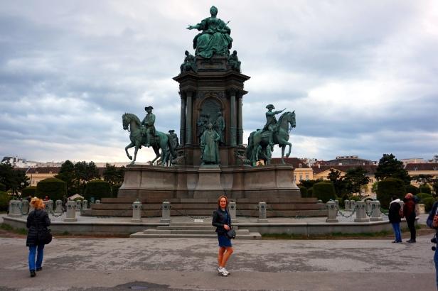 Plaza MªTeresa Viena