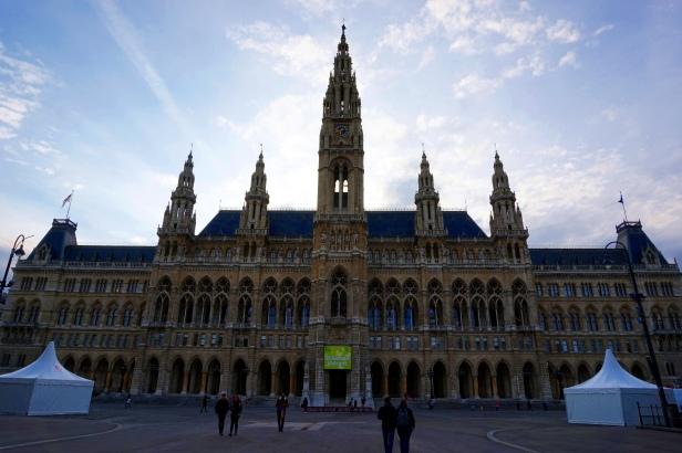 Rathaus Viena