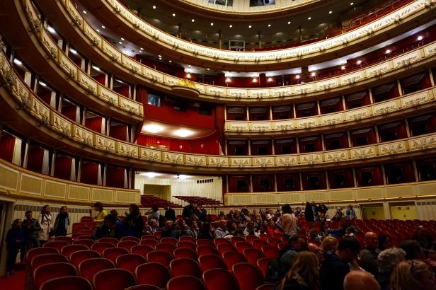 Salón Ópera viena