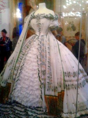 Vestido de Sisi