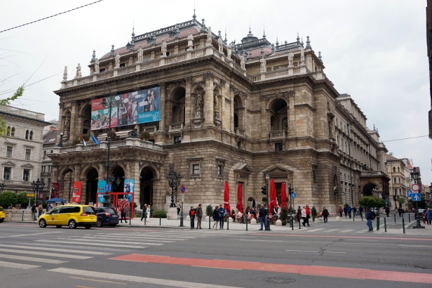 Ópera Estatal Hungría