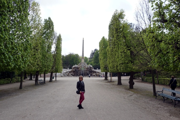 Cascada Obelisco Viena