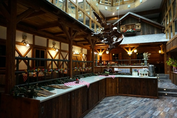 Comedor Hotel Enziana