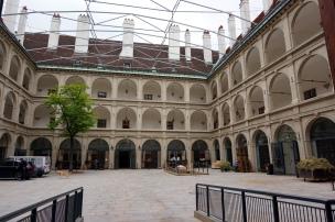 Escuela equitación Viena