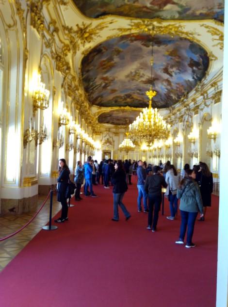 Galería Grande Schönbrunn