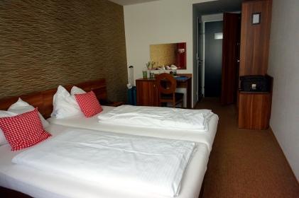Habitación Hotel Enziana Viena