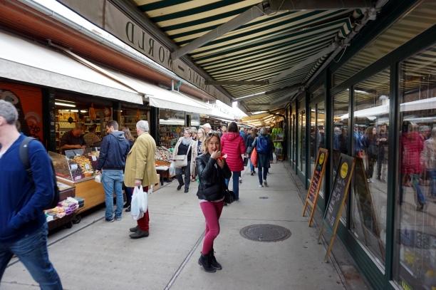 Naschmarkt Viena