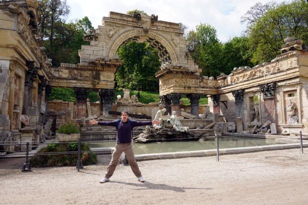 Ruina romana Schönbrunn