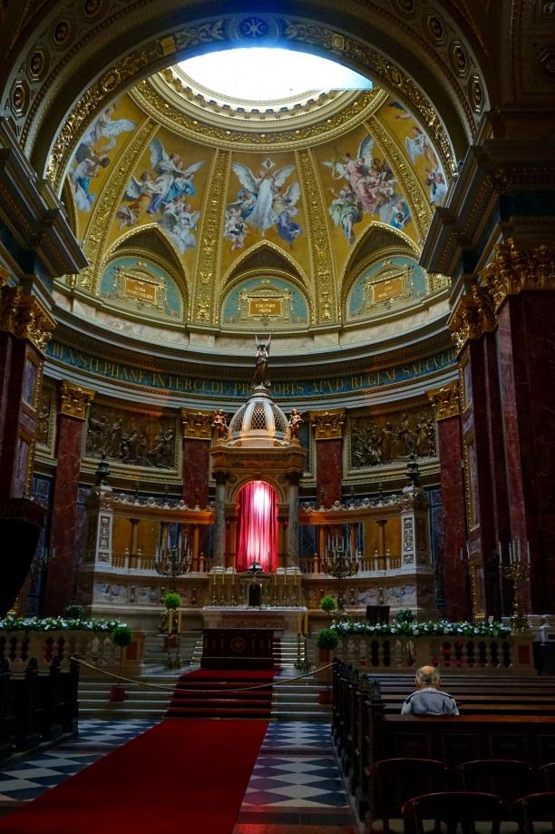 Altar San Esteban Budapest