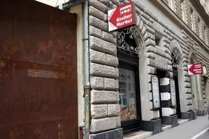 barrio judío Budapest