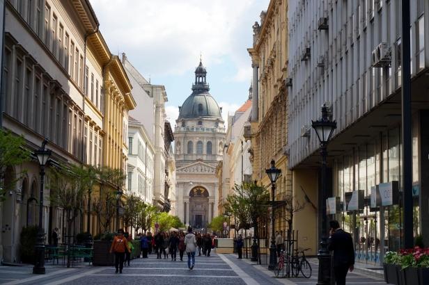 Basílica S Esteban Budapest