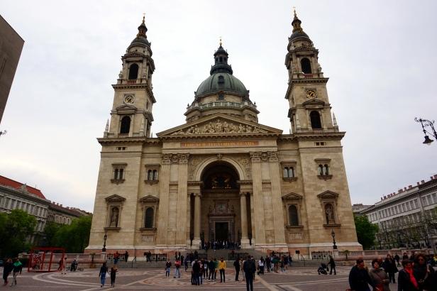 Basílica S.Esteban Budapest