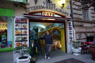 Café Verne Budapest