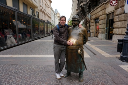 Fat Policeman Budapest