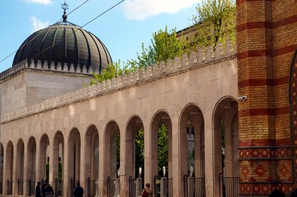 Cementerio Judío Gran Sinagoga