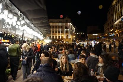 mercado pascua Budapest