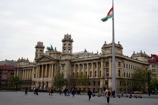 Museo Etnográfico Budapest